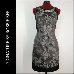 Signature by Robbie Bee Woman Sleeveless Dress 6